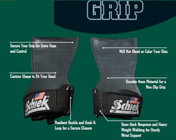 Schiek 1900 Ultimate Grips