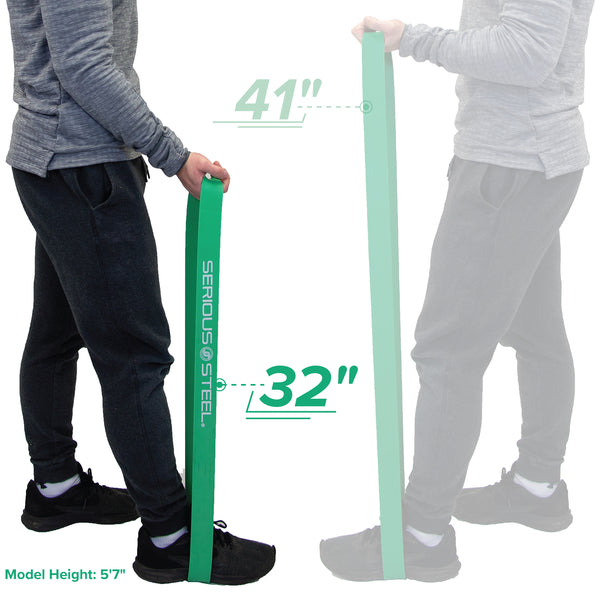 "32"" Resistance Bands (RESTOCK INFORMATION IN DESCRIPTION)"