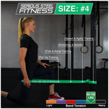 "#4 Average Resistance Band (41"")"