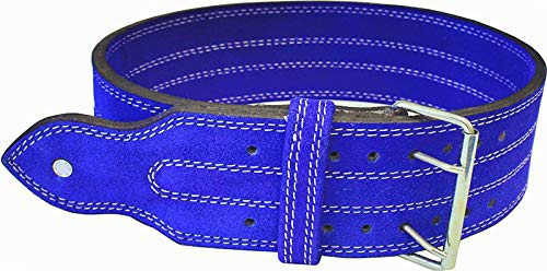 Serious Steel Blue Powerlifting Belt