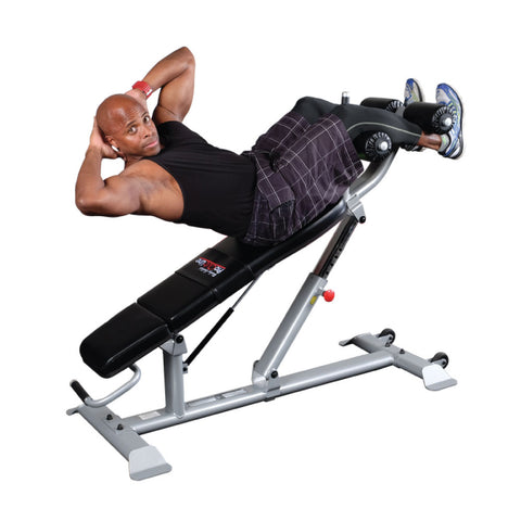 Body-Solid ProClub Line Commercial Ab Bench SAB500