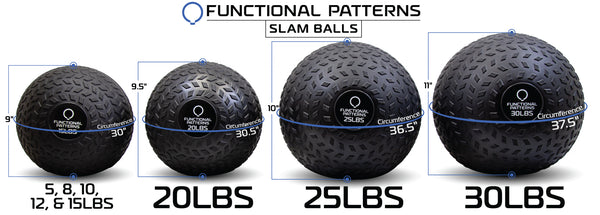 Functional Patterns Slam Balls