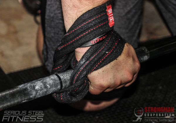 Figure 8 Lifting Straps