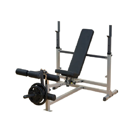 Body-Solid Combo Bench GDIB46L