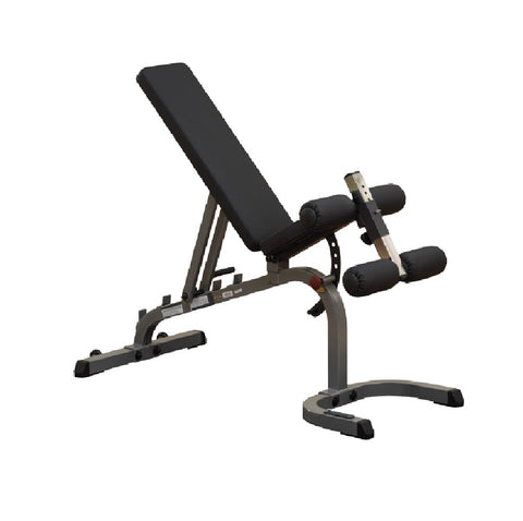 Body-Solid Flat/Incline/Decline Bench GFID31