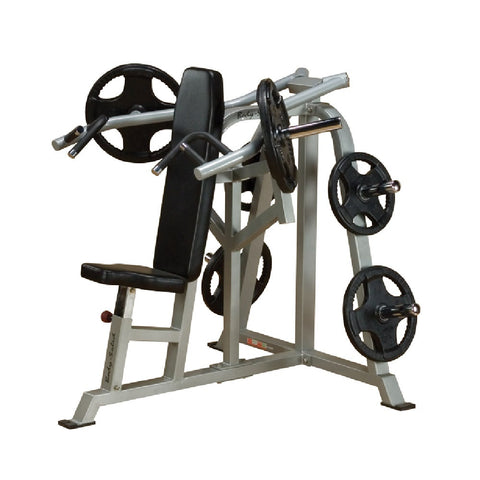Leverage Shoulder Press LVSP