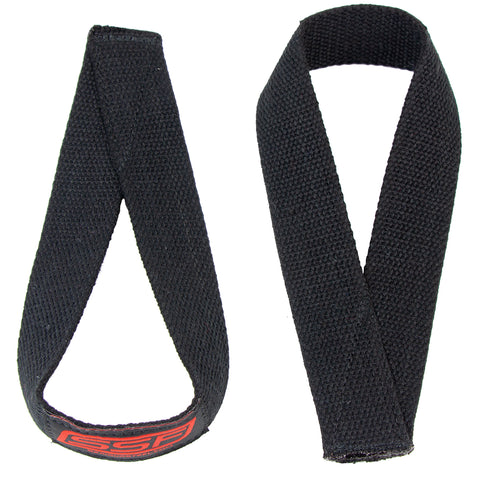 Olympic Lifting Straps - Black