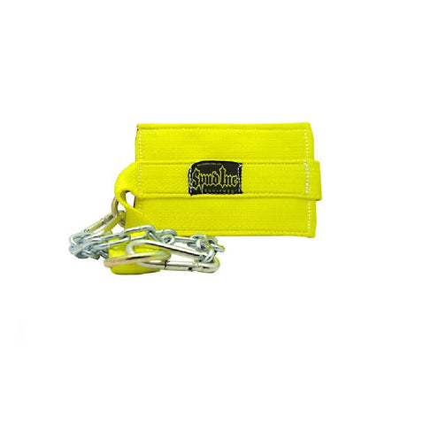 heavy Duty Yellow Spud Inc Deadlift Belt
