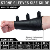 Serious Steel Stone Sleeves