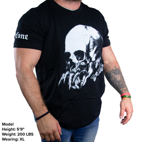 Zone Shirt (Black Skull)