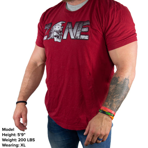 Zone Shirt (Red)
