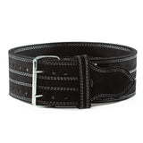 Serious Steel 10MM Leather Belt