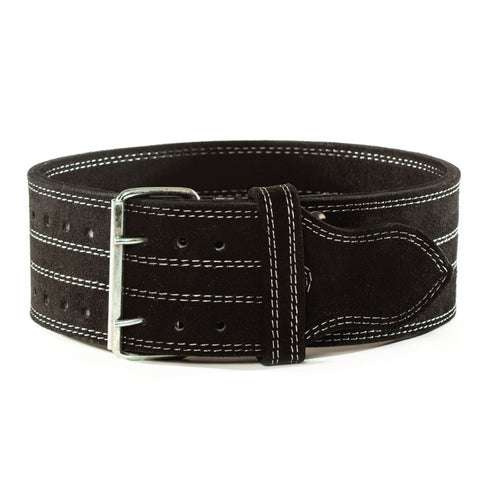 Serious Steel 10MM Leather Belt - Customer Return