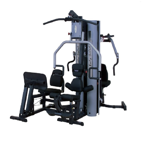 Body-Solid 2 Stack Light Commercial Gym G9S