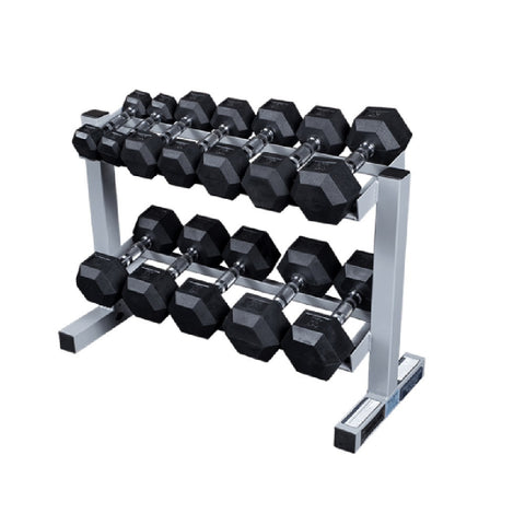 Body-Solid PDR282 Dumbbell Rack