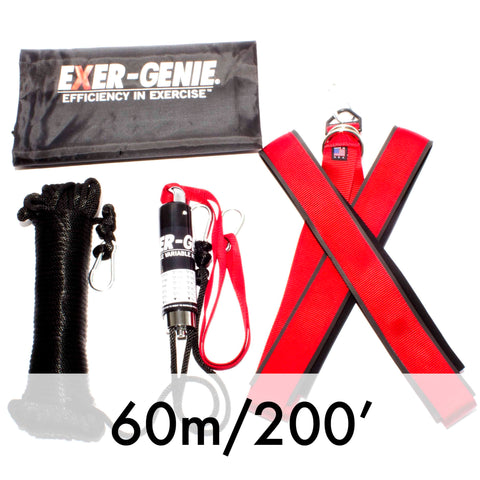 EXER-GENIE®Truck-in-a-box 60m (200′) one X-Harness