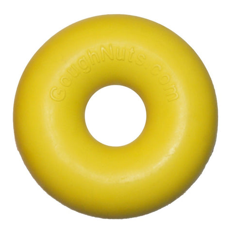 Donut Juguete Interactivo casi Indestructible Amarillo