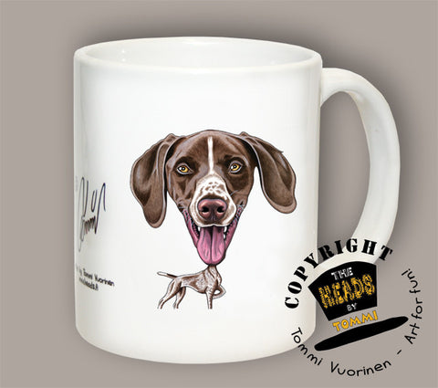 TAZA POINTER