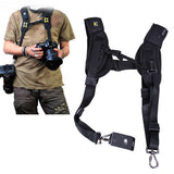 Camera Double Shoulder Quick Strap