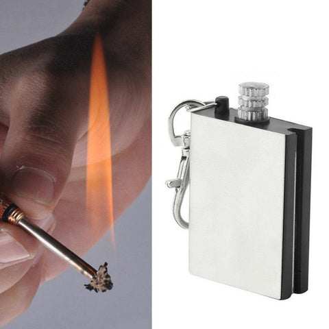 Durable Flint Fire Starter F+S Hidden