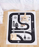 Children's City Play Mat