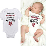 Forget Harvard Baby Bodysuit