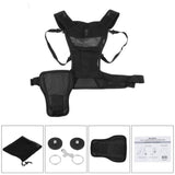 Micnova MQ-MSP01 Photographer Vest with Dual Side Holster