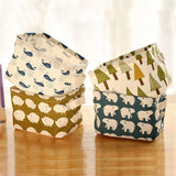 Cute Linen Storage Box Holder