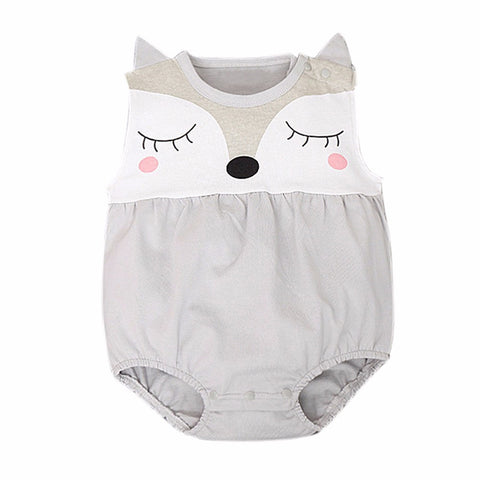 Baby Fox Bodysuit