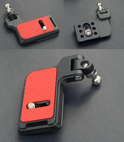 Professional Camera Holster Tripod Plate Adapter