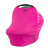 Solid Color Baby Car Seat Cover Canopy and Nursing Cover