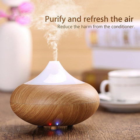 Ultrasonic Oil Humidifier