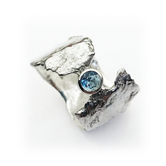 London Blue Topaz Faerie Tale Ring
