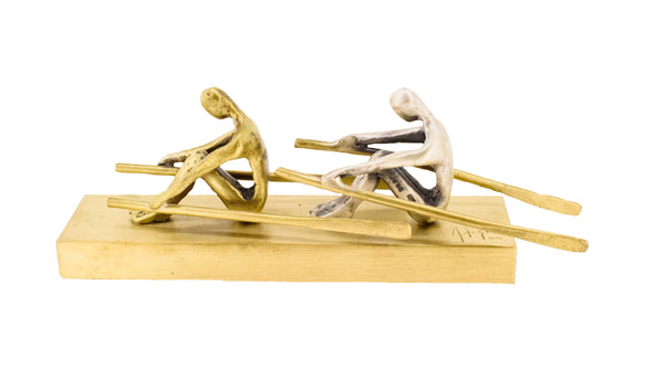 Rowing Sculpture
