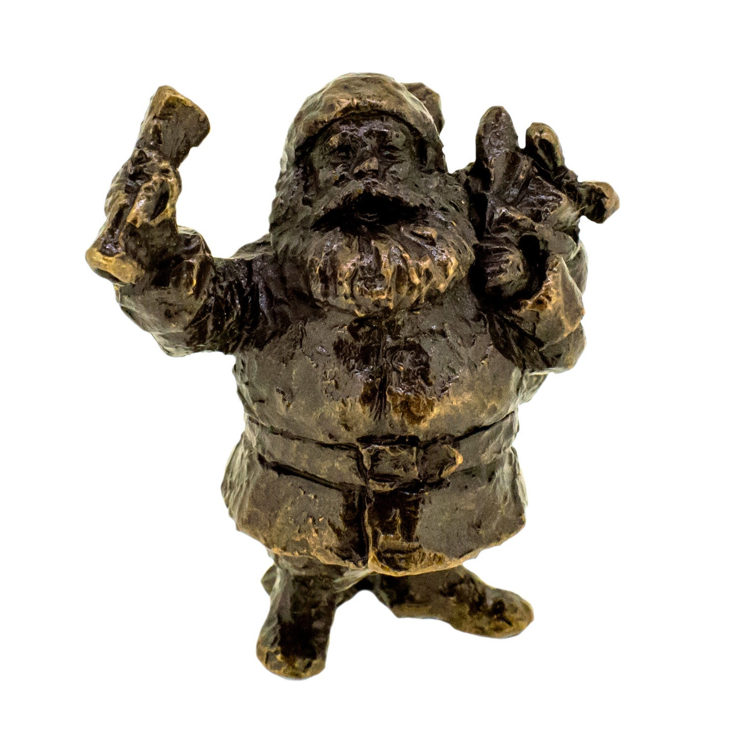 Father Christmas Bronze