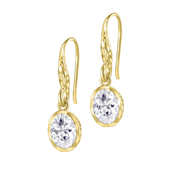 Topaz Twinkle earrings