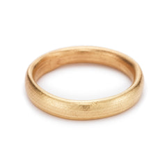 Oval Section Band - 4mm
