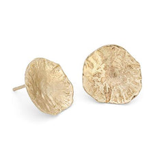 Limpet 9ct Gold Stud