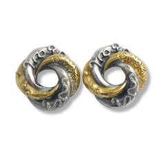 Loveknot Stud Earrings