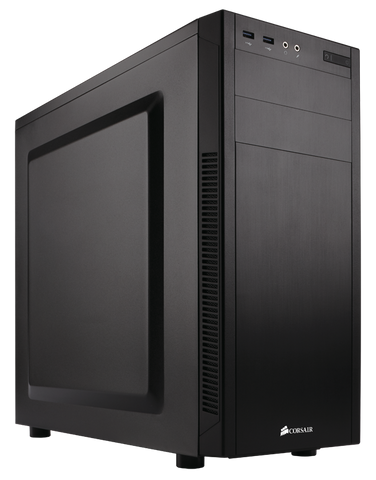 Corsair Carbide Series® 100R Silent Edition Mid-Tower Case