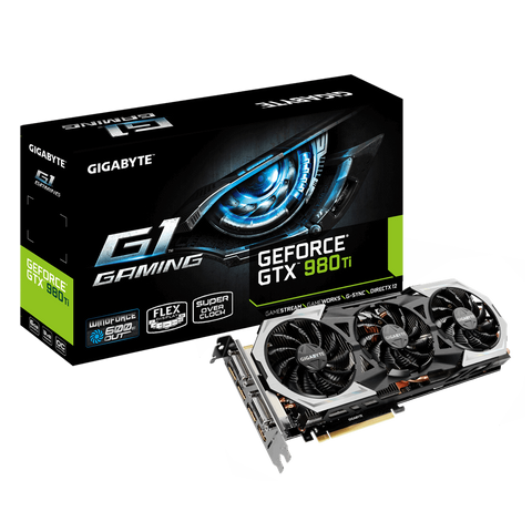 Gigabyte GeForce GTX 980Ti G1 Gaming