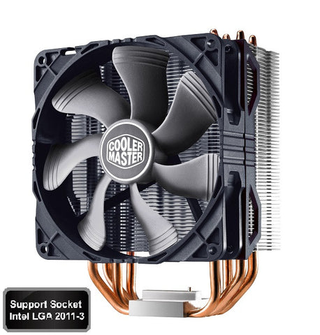 Cooler Master Hyper 212X Air  CPU Cooler