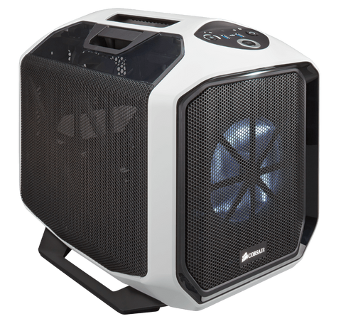 Corsair Graphite Series™ 380T Portable Mini ITX Case