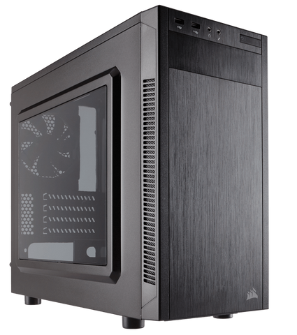 Corsair Carbide Series® 88R MicroATX Mid-Tower Case
