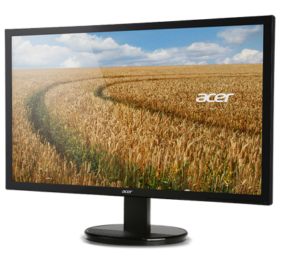 "Acer® LED 24"" Wide Screen Monitor"