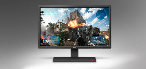 "BenQ 27"" Wide Console Gaming Monitor"