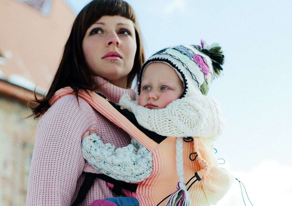 Ergonomic Buckle Baby Carriers