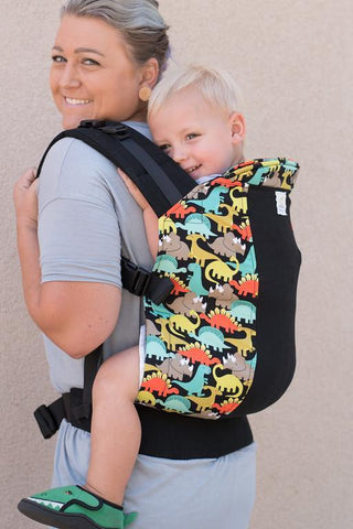 c1b4bcb292c Kinderpack Buckle Baby Carrier Starstruck with Koolnit Kinderpack Buckle  Baby Carrier Dino-mite with Koolnit