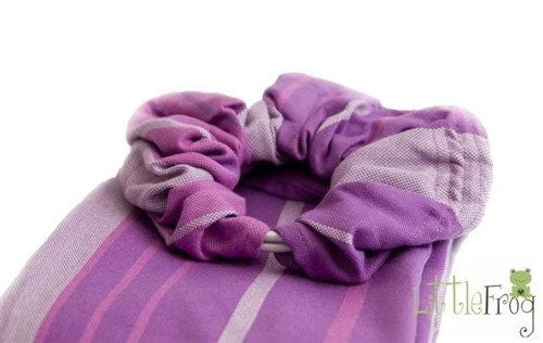 Little Frog AMETHYST NEW Cotton RINGSLING