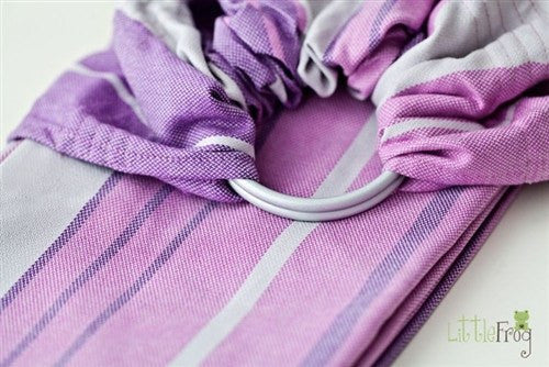 Little Frog SUGILITE Cotton RINGSLING (Small)